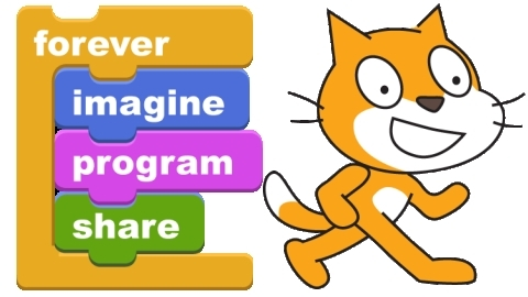 Imagine, Program, Share